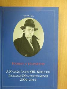 Balla Ferenc András - Hamlet a túlparton [antikvár]
