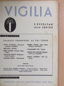 Charles Péguy - Vigilia 1939. június [antikvár]