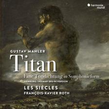 MAHLER - TITAN CD LES SIÉCLES