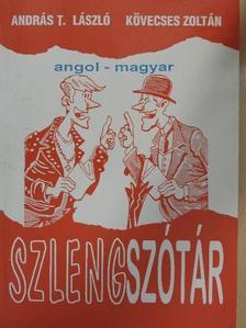 András T. László - Angol-magyar szlengszótár [antikvár]