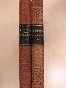 Robert Louis Stevenson - A szöktetés I-II. [antikvár]