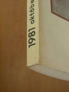 Adamik Mária - Látóhatár 1981. október [antikvár]