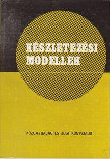 Chikán Attila - Készletezési modellek [antikvár]