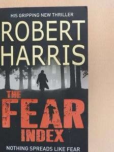 Robert Harris - The Fear Index [antikvár]