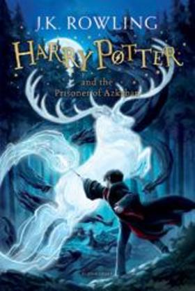 J. K. Rowling - Harry Potter and the Prisoner of Azkaban (Rejacket)