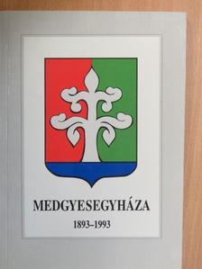 Halasi László - Medgyesegyháza 1893-1993 [antikvár]
