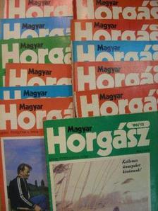 Hegedűs Ferenc - Magyar Horgász 1980. január-december [antikvár]