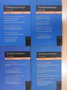 Bakó Judit - Politikatudományi Szemle 2012/1-4. [antikvár]