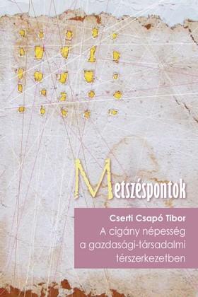 Cserti Csapó Tibor - A cigány népesség a társadalmi-gazdasági térszerkezetben [eKönyv: epub, mobi]