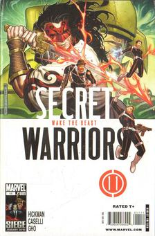 Hickman, Jonathan, Caselli, Stefano - Secret Warriors No. 11 [antikvár]