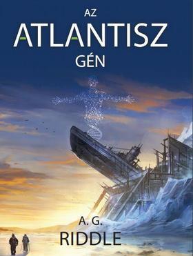 R.G. Riddle - Az Atlantisz-gén