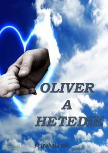 Zsolt Petrohai - Oliver a Hetedik [eKönyv: epub, mobi]
