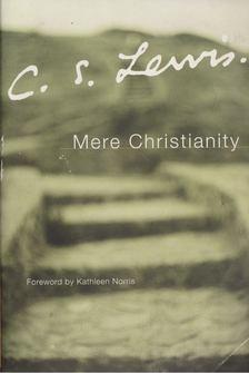 C.S. Lewis - Mere Christianity [antikvár]