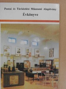 Angyal Erzsébet - Postai és Távközlési Múzeumi Alapítvány Évkönyve 1992 [antikvár]