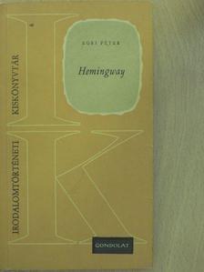 Egri Péter - Hemingway [antikvár]