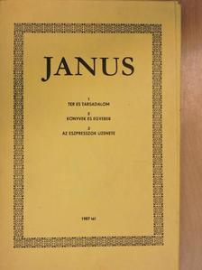 Bodor Ferenc - Janus 1987. tél [antikvár]