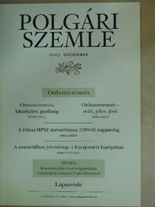 Anka László - Polgári Szemle 2005/11. [antikvár]