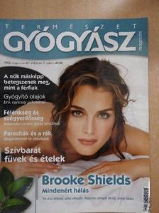 Csörgő Zoltán - Természetgyógyász Magazin 2008. augusztus [antikvár]