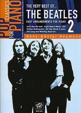 LENNON & McCARTNEY - THE VERY BEST OF THE BEATLES 2 EASY ARRANGEMENTS FOR PIANO (HEUMANN)