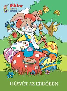 Eszes Hajnal - Húsvét az erdőben