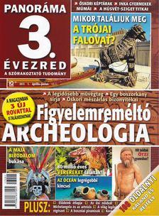 Molnár Gábor (főszerk.) - 3. évezred magazin 2017. április-június [antikvár]
