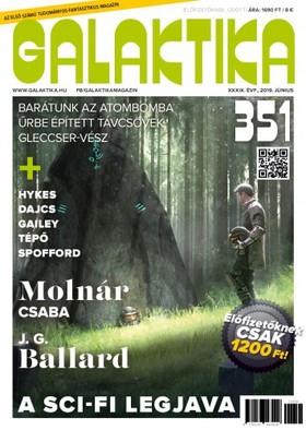 Katalin (főszerk.) Mund - Galaktika 351 [eKönyv: pdf]