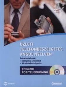David Gordon Smith - ÜZLETI TELEFONBESZÉLGETÉS ANGOL NYELVEN - CD-MELLÉKLETTEL