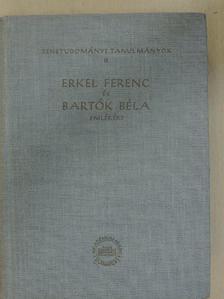 Barna István - Erkel Ferenc és Bartók Béla emlékére [antikvár]