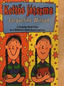 Jacqueline Wilson - Kettős játszma [antikvár]