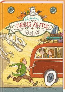 Margit Auer - Mágikus állatok iskolája 4. - Hű, de durva!