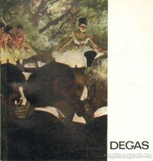 Farkas Zoltán - Degas [antikvár]