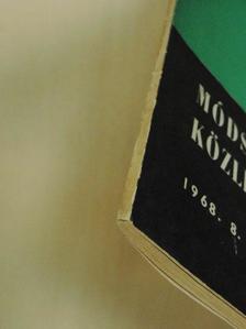 Baksa József - Módszertani közlemények 1968/2. [antikvár]