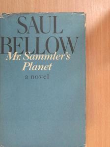 Saul Bellow - Mr. Sammler's Planet [antikvár]