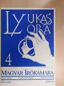 Alföldy Jenő - Lyukasóra 1993. április [antikvár]