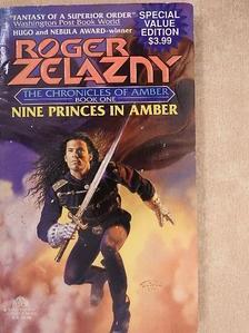 Roger Zelazny - Nine princes in Amber [antikvár]