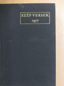 Ágh István - Szép versek 1977 [antikvár]