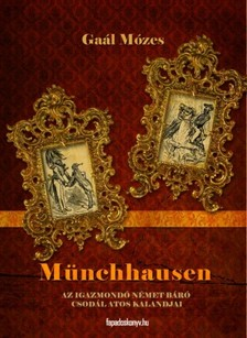 GAÁL MÓZES - Münchhausen [eKönyv: epub, mobi]