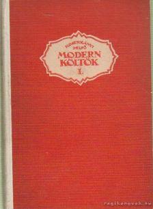 KOSZTOLÁNYI DEZSŐ - Modern költők I-III. [antikvár]