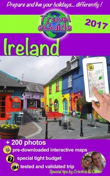 Olivier Rebiere Cristina Rebiere, - Travel eGuide: Ireland [eKönyv: epub, mobi]