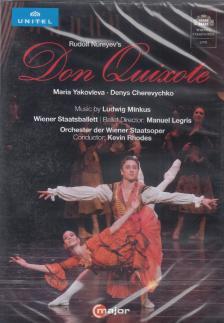 MINKUS/NUREYEV - DON QUIXOTE,DVD