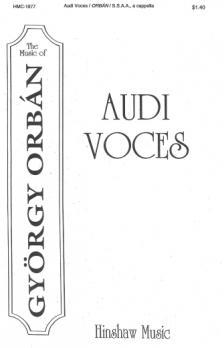 Orbán Gy. - AUDI VOCES