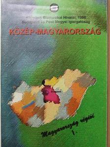 Balogh Károly - Közép-Magyarország [antikvár]