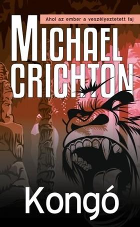 Michael Crichton - Kongó [eKönyv: epub, mobi]