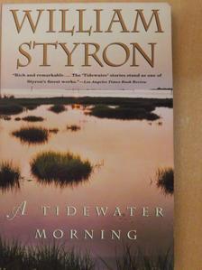 William Styron - A tidewater morning [antikvár]