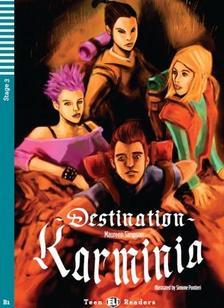 SIMPSON, MAUREEN - DESTINATION KARMINIA + CD