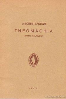 WEÖRES SÁNDOR - Theomachia [antikvár]