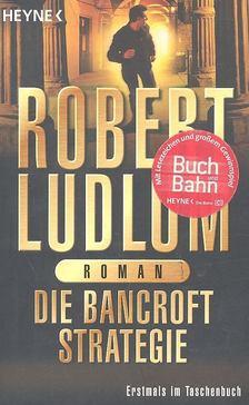 Robert Ludlum - Die Bancroft-Strategie [antikvár]