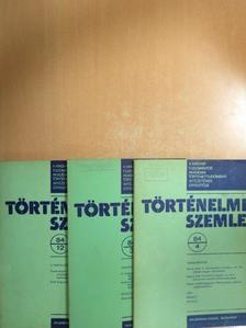 Andai Ferenc - Történelmi Szemle 1984/1-4. [antikvár]