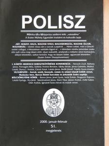 Ács Jenő - Polisz 2000. január-február [antikvár]