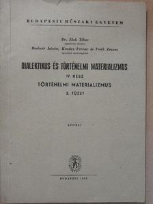 Bodnár István - Dialektikus és történelmi materializmus IV/3. [antikvár]